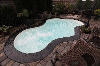 Vancouver Fiberglass Large Spa in New Paltz, NY
